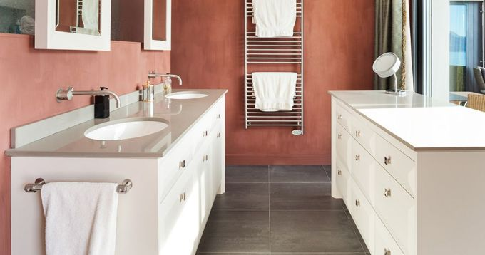 Designing Private and Comfortable Jack and Jill Bathroom