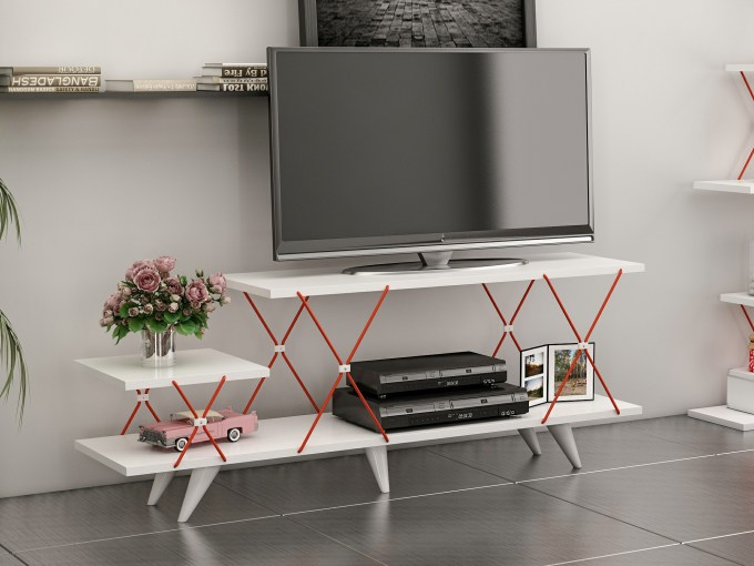 Factory-based TV Stand