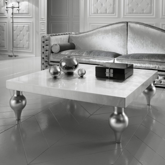 A Classy Stone Table