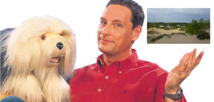 Nu hij stopt met Samson & Gert gaat GERT VERHULST relaxen in zijn 6.5 miljoen kostende strandhuis; het meest exclusieve van Vlaanderen