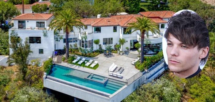 BINNENKIJKEN in de Hollywood-villa van HARRY STYLES (One Direction) die u nu met ANDERHALF MILJOEN KORTING kunt kopen