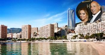 BINNENKIJKEN in Monaco bij TATJANA SIMIC en haar multimiljonair LEX VAN HESSEN die haar 'een levende legende' vindt