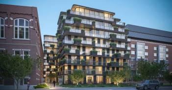 BINNENKIJKEN bij ALBERT VERLINDE die met 'EX' ONNO Amsterdams flatje van 3.695.000 euro koopt