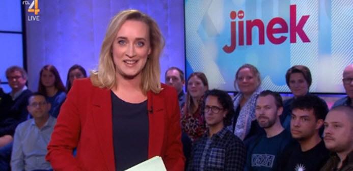 Valt talkshowkoning Eva Jinek van voetstuk? Door haar aan de kant gezette regisseur: 'Mailtje had ik wel leuk gevonden'