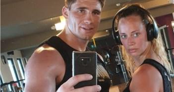 Kickbokser Rico Verhoeven breekt na 13 jaar met Jackie, de moeder van zijn drie kinderen