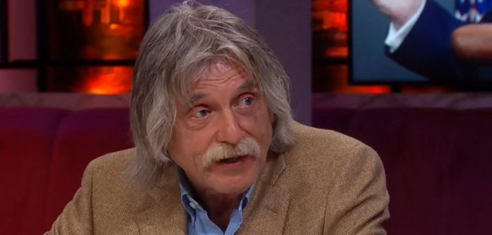 Johan Derksen wordt bedreigd (Justitie heeft geen mankracht en geld voor zijn beveiliging…)
