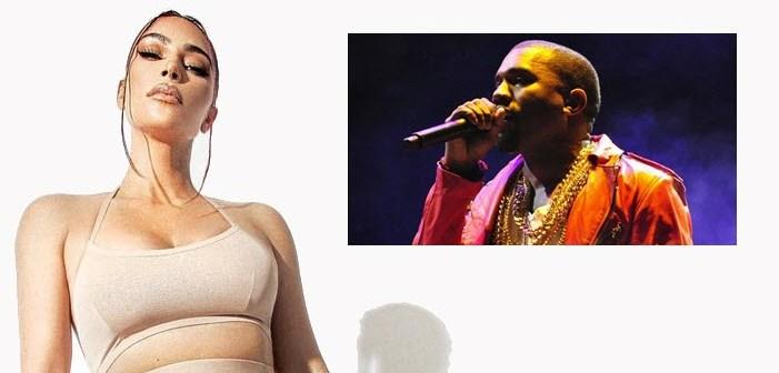 UIT DE KLEREN – Amerika's 'First Lady' Kim Kardashian helpt man Kanye West bij eerste campagnebijeenkomst om president van Amerika te worden