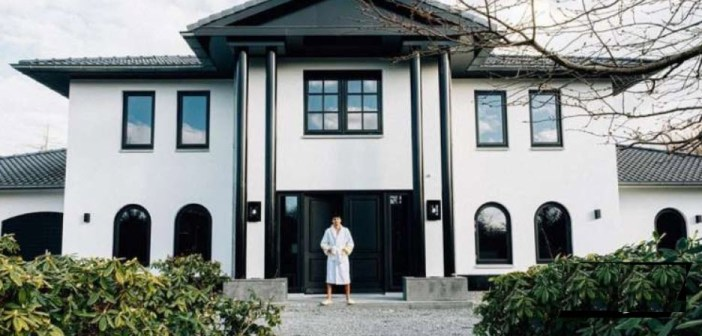 RAP JE RIJK! Boef koopt villa van 1.4 miljoen euro met sterrenhemel en parkeerplek voor 20 auto's