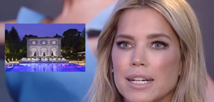 BINNENKIJKEN – Hier, in Villa Cora, trouwt Sylvie Meis met haar Niclas