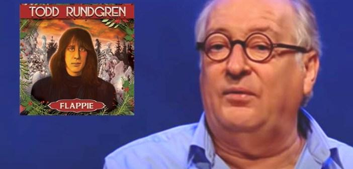 Luister Amerikaanse cover van Todd Rundgrun: Youps kersthit 'Flappie' gaat de wereld veroveren