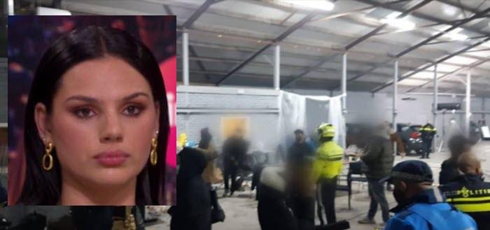 Management Famke Louise: 'Ze hebben zich netjes aan de regels gehouden'