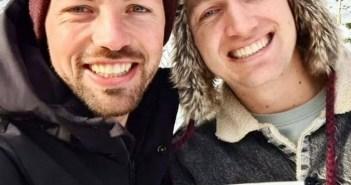 Vruchtbaar etentje: First Dates-baby op komst voor Dennis en Sam