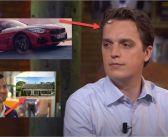 Mondkapjessjoemelaars Sywart van Linden en co: De een koopt een kapitale boerderij van net geen miljoen, de ander een Audi Z4 van een ton