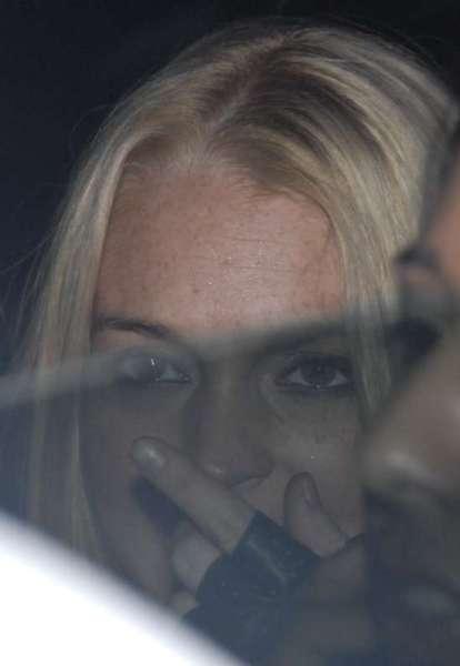 Lindsay Lohan by JB Brookman