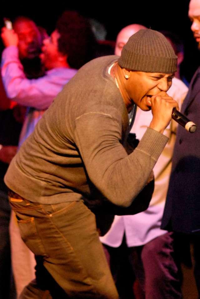 LL COOL J  Keyclub By JB Brookman