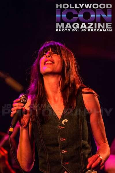 Nicki Bluhm at The Troubador in LA.  Photo: JB Brookman