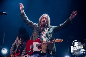 Tom Petty & The Heartbreakers final show ever, in Nashville. Photo: JB Brookman