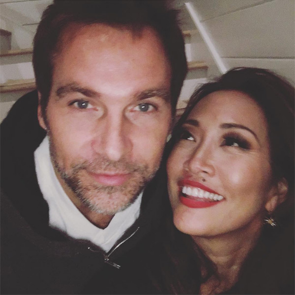 Carrie Ann Inaba Engaged To Robb Derringer — 'DWTS' Judge ...
