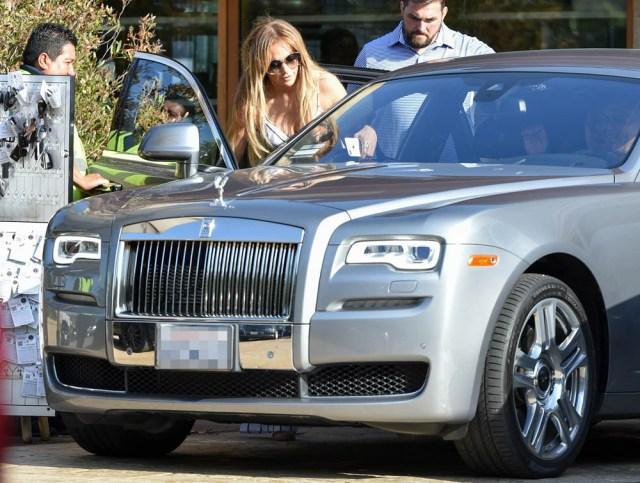 Jennifer Lopez Jennifer Lopez out and about, Los Angeles, USA - 08 Jul 2018