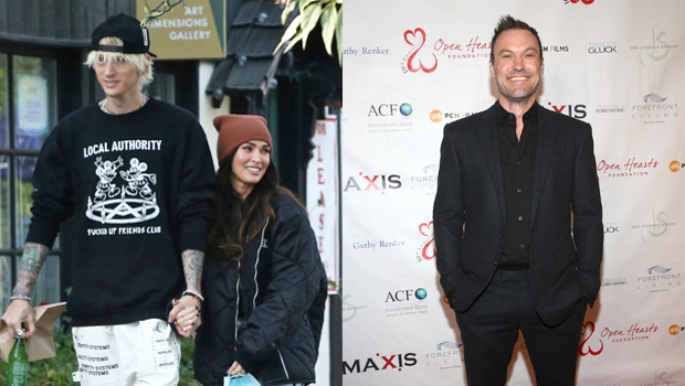 Megan Fox Says She Has 'Once In A Lifetime' Romance With MGK – Gadget Clock