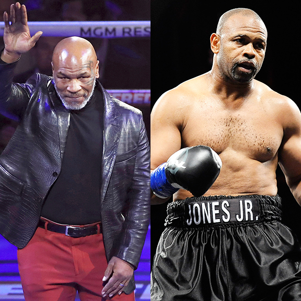 Are you ready for Mike Tyson's comeback?