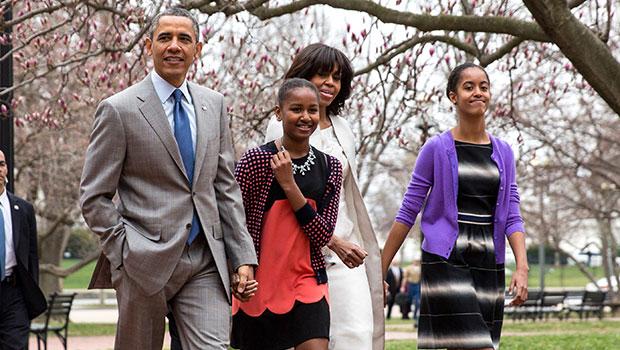 Barack Obama Reveals How Malia & Sasha Help Him Make Playlists – Gadget Clock
