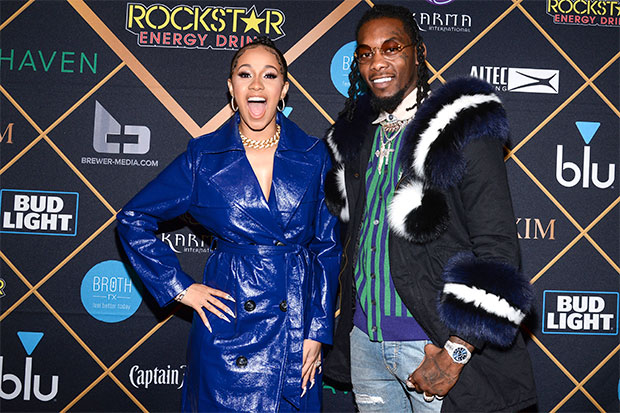 Offset's Birthday Party: He & Cardi B Get Lit In A Packed Club   Watch –  Hollywood Life