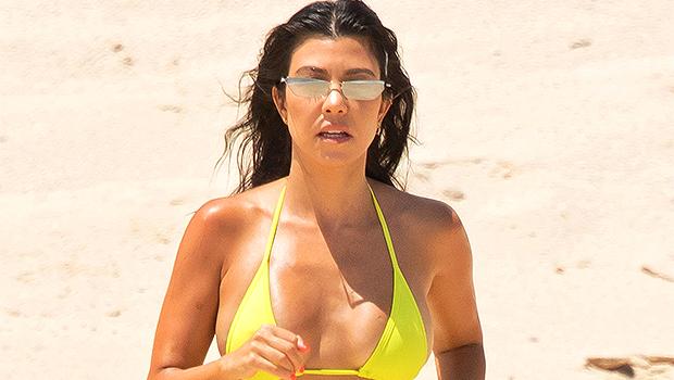 Kourtney Kardashian Mocks Pregnancy Speculation After Sharing Bikini Pics – Gadget Clock