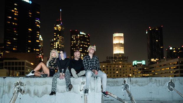 Listen To Alt-Pop Band's New Song – Gadget Clock