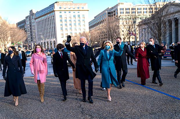 The Biden Family
