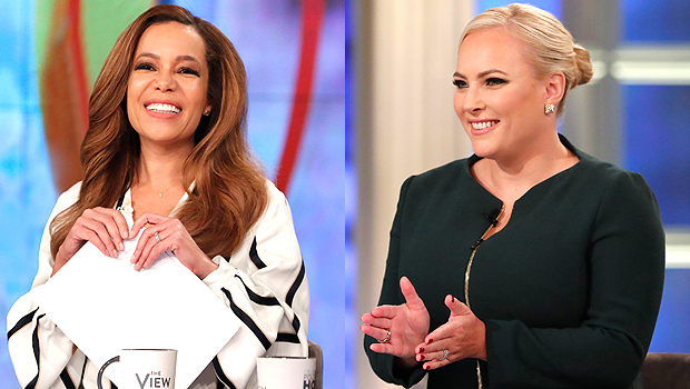 Meghan McCain Thanks 'View' Co-Host Sunny Hostin For Her 'Patience' – Gadget Clock