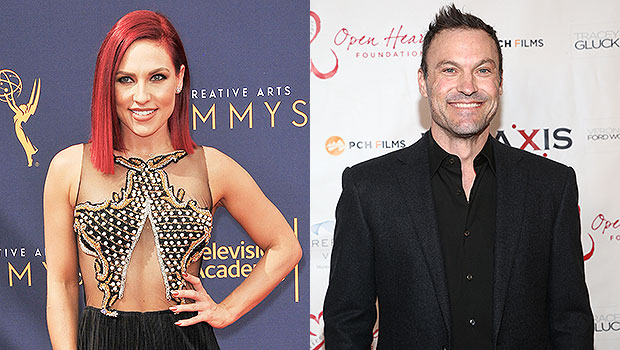 Sharna Burgess Addresses Relationship Status With Fan Question – Gadget Clock