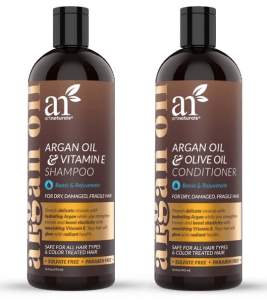 Art Naturals Shampoo and conditioner duo