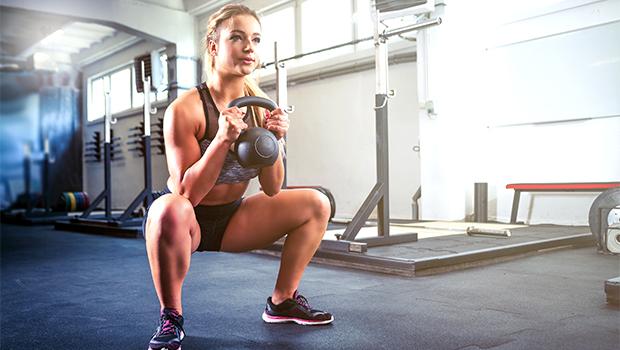 Over 11,000 People Swear By This Kettlebell To Get Fit For Summer & It's Under $100
