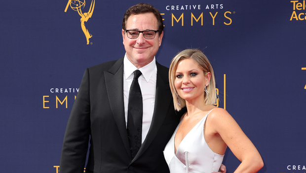 Candace Cameron Bure Defends Herself With The Help Of Bob Saget From Haters Who Say She's 'Fake'