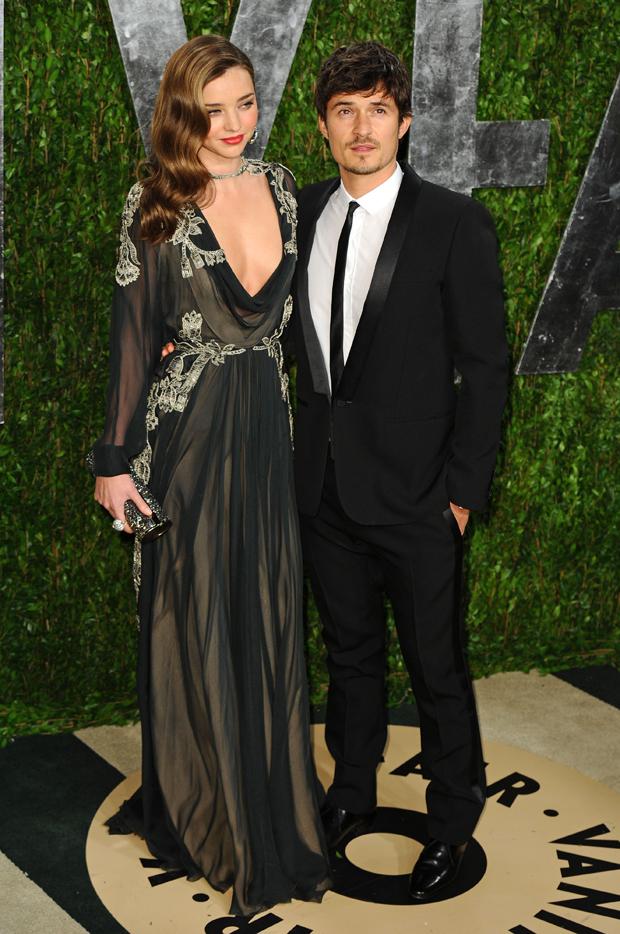 Miranda Kerr, Orlando Bloom
