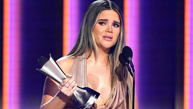 Maren Morris Twerks On Shirtless Husband Ryan Hurd After Winning 2 ACM Awards — Watch