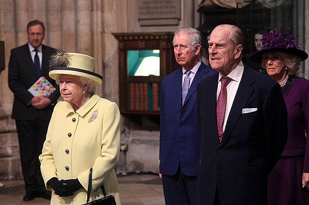 Queen Elizabeth & Prince Philip