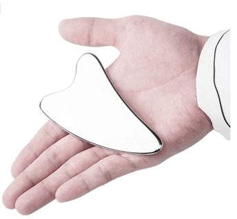 stainless steel gua sha