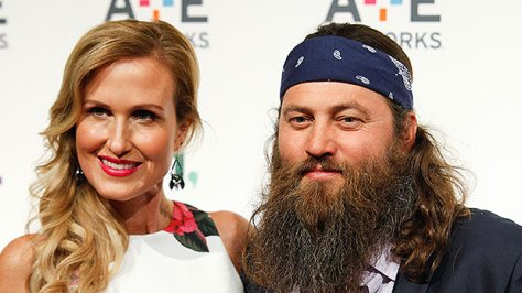 Willie & Korie Robertson Admit They've 'Felt Nervous' For Their Biracial Son In New Show
