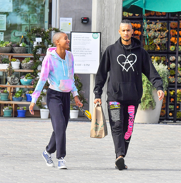 Willow Smith, Tyler Cole