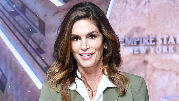 Cindy Crawford, 55, Stuns In Just A White Robe On Photo Shoot & Fans Think She Looks Hot