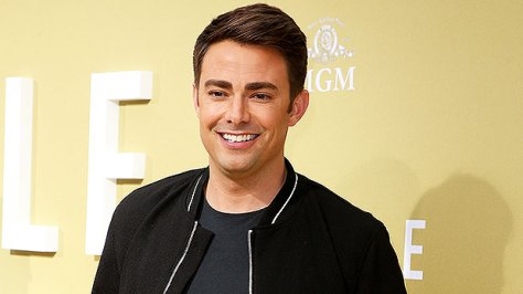 'Mean Girls' Star Jonathan Bennett Reveals The Habits He Practices To Boost His Mental Health