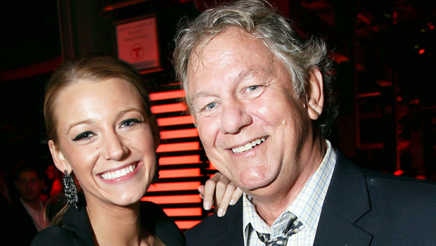 Blake Lively Mourns Dad Ernie With Sweet Family Photo – Hollywood Life