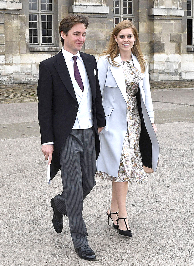 Princess Beatrice's Baby Born: She Welcomes A Baby Girl With Husband