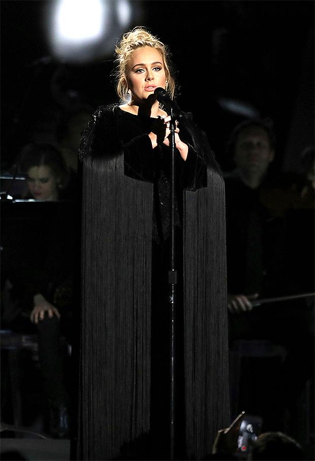Adele new song shutter embed