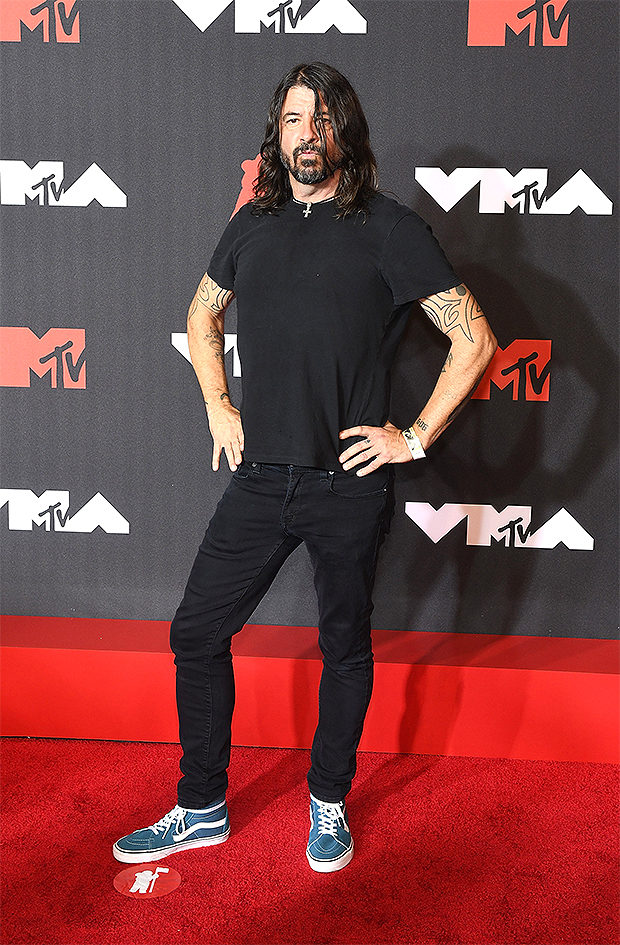 MTV Video music awards 2021 Foo Fighters embed