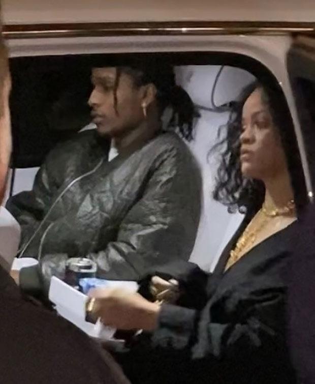 Rihanna, A $ AP Rocky
