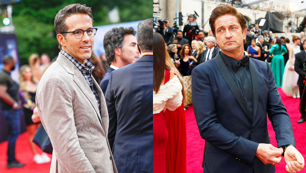 Ryan Reynolds Perfectly Responds To Gerard Butler's Shady Comment About His Acting Career