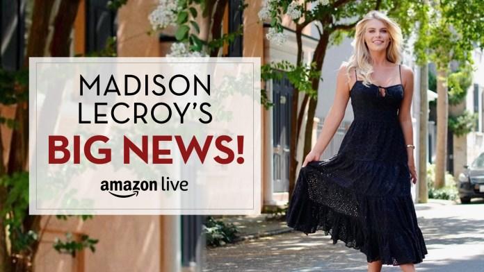 Madisons Big News SLATE
